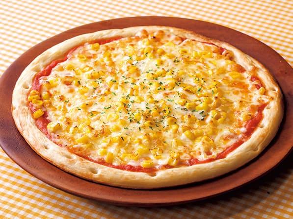 ガスト たっぷりマヨコーンピザ