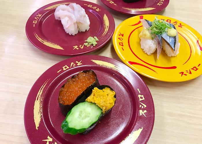 【帰れま10】日本一の回転寿司「スシロー」人気メニューベスト10
