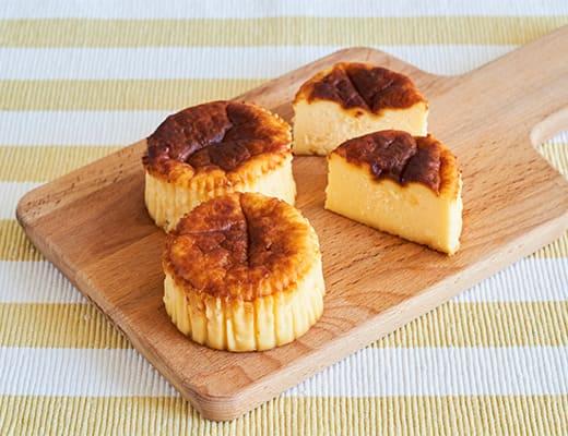 ローソン スイーツ バスチー バスク風チーズケーキ