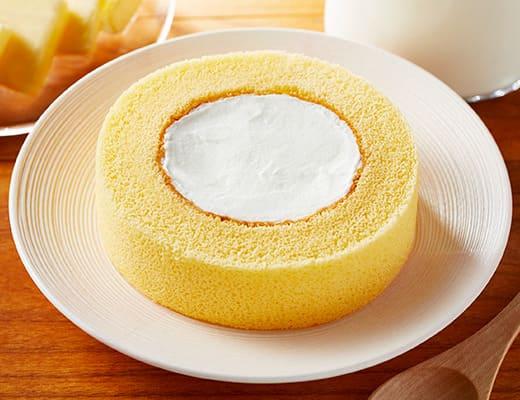 ローソン スイーツ プレミアムロールケーキ