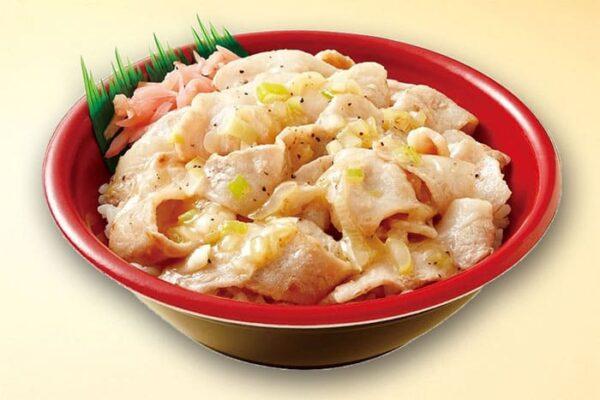 オリジン弁当 豚とろ焼肉丼
