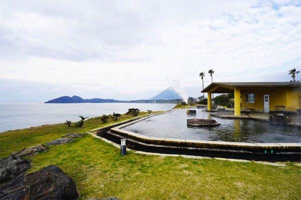 鹿児島 指宿温泉 ヘルシーランド 露天風呂 たまて箱温泉