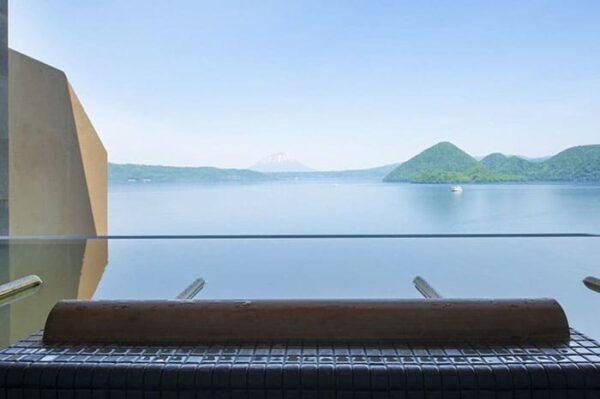 北海道 洞爺湖温泉 万世閣 ホテル レイクサイドテラス