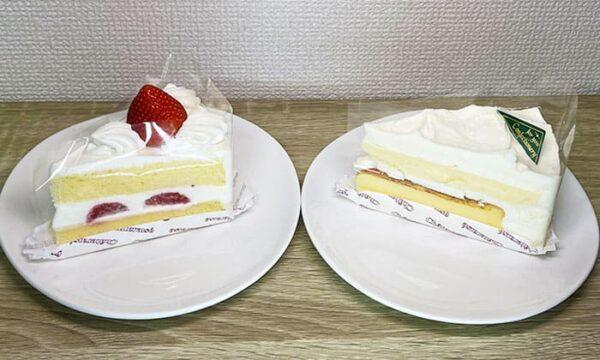 シャトレーゼ トリプルチーズケーキ スペシャル苺ショート