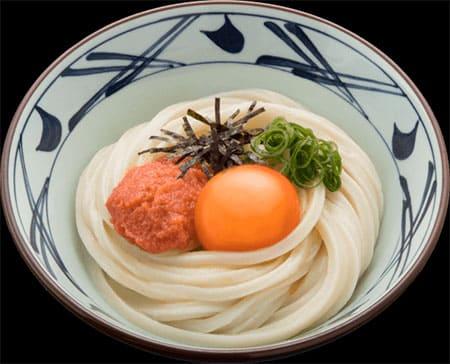 ジョブチューン フードコート 丸亀製麺 VS 超一流料理人 明太釜玉うどん