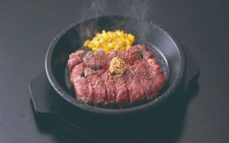 ジョブチューン フードコート ペッパーランチ VS 超一流料理人 ワイルドジューシーステーキ