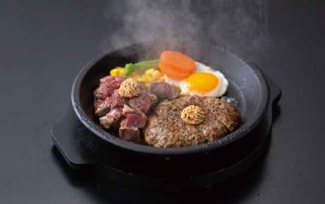 ジョブチューン フードコート ペッパーランチ VS 超一流料理人 わくわくミドル