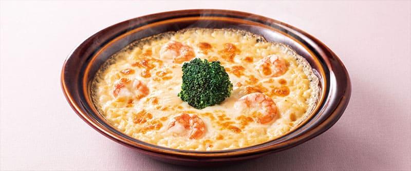 ジョブチューン デニーズ グランドメニュー vs 超一流料理人 ジャッジ企画 3種チーズの海老ドリア